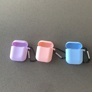 Soft silicone AirPod case $12 each or 2 for $20